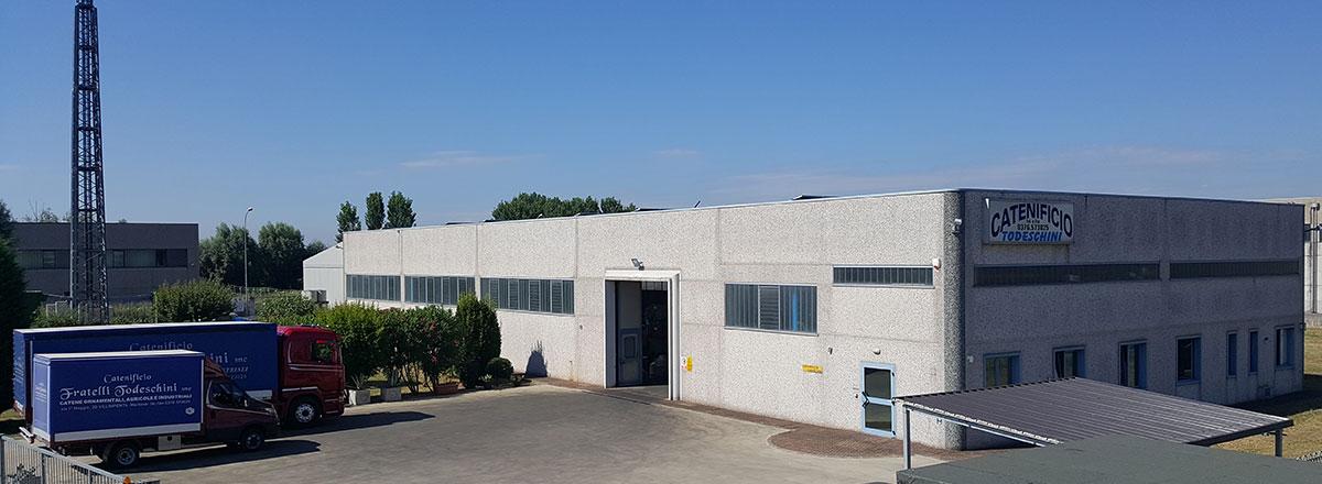 La fabbrica Catenificio Todeschini